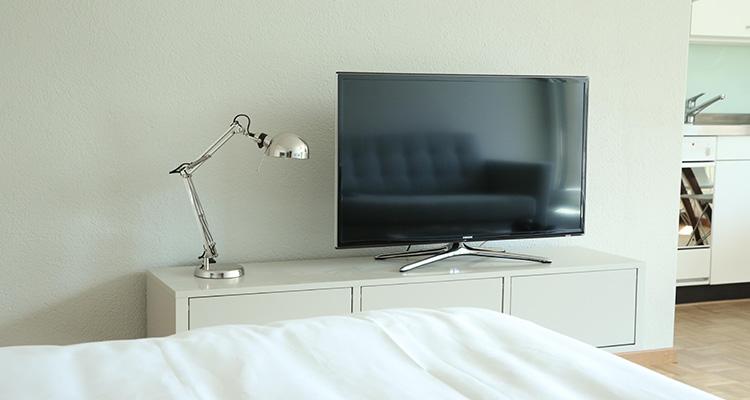 Flachbild <strong>TV</strong>
